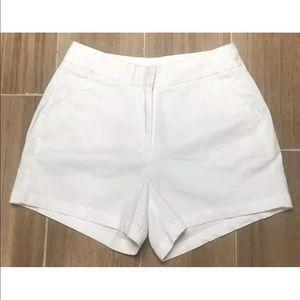 NWT Marine Layer Women's White Shorts Size Small